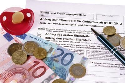 Neue Regelungen zum Elterngeld 2015