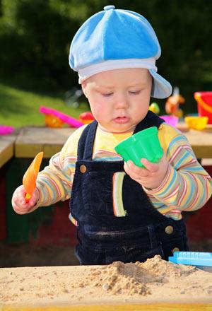 Wie viel Sauberkeit braucht mein Kind?