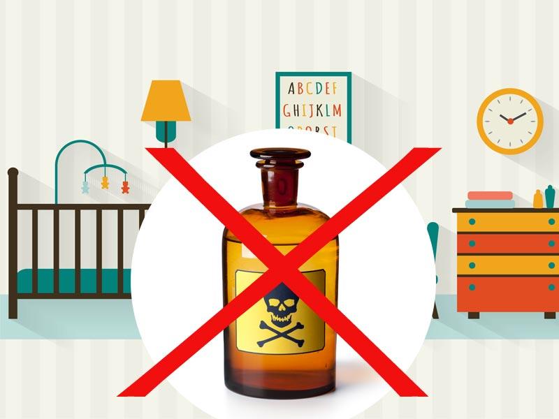 Schadstoffe In Kindermöbeln Die Unterschätzte Gefahr