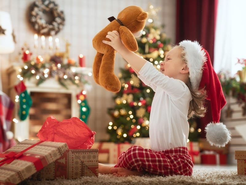 Weihnachtsgeschenkideen für Babies