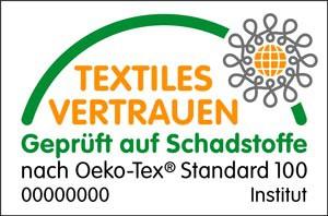 Öko-Tex-Siegel